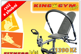 Objednej King Gym Klasik