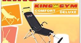 Objednej King Gym Comfort Deluxe
